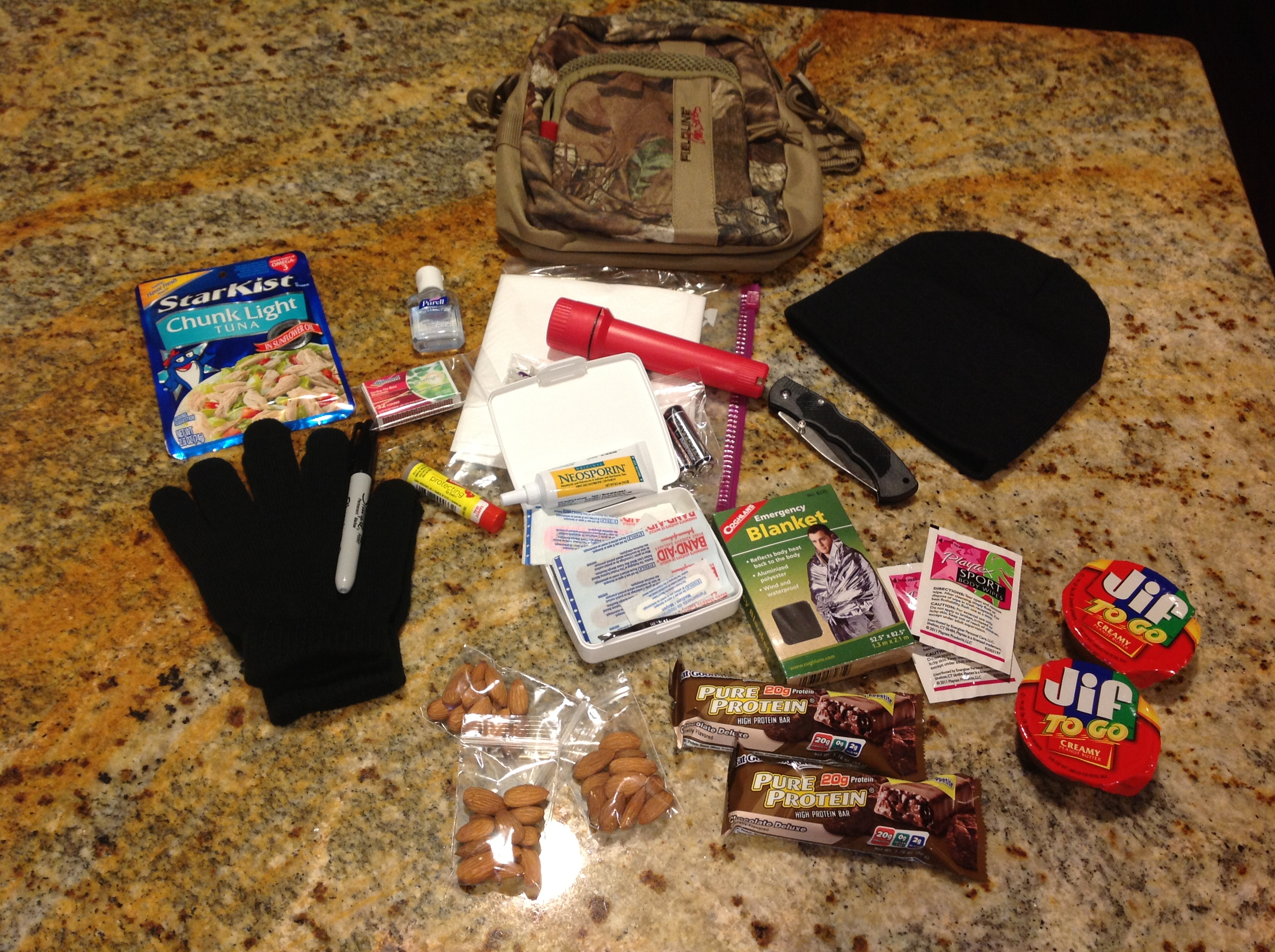 Potentially The Best Christmas Gift Ever Mini Survival Kits Master The Art Of Saving