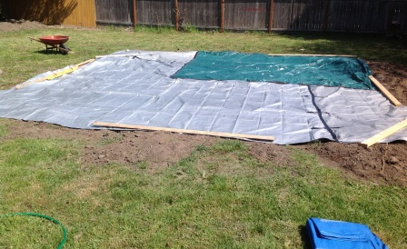 Tarps For Under Above Ground