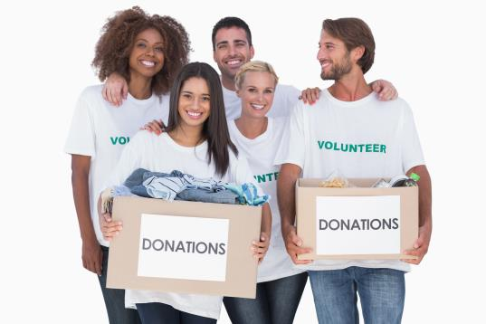7 Surprising Reasons People Give to Charity | Master the ...